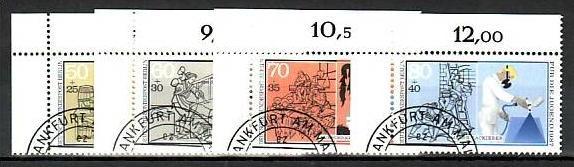 Berlin Nr.  780-3   o   (u 4285  ) siehe scan