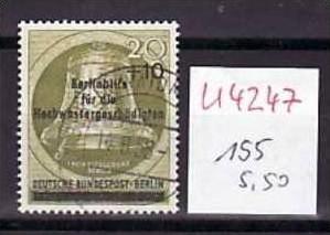 Berlin Nr.  155  o   (u 4247  ) siehe scan
