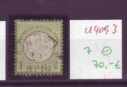 D-Reich Nr. 7   o ( u4093 ) siehe scan