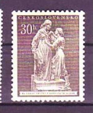 Ceskoslovensko Nr. 829   ** (v4744  ) siehe scan
