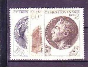 Ceskoslovensko Nr. 833-5  ** (v4743  ) siehe scan