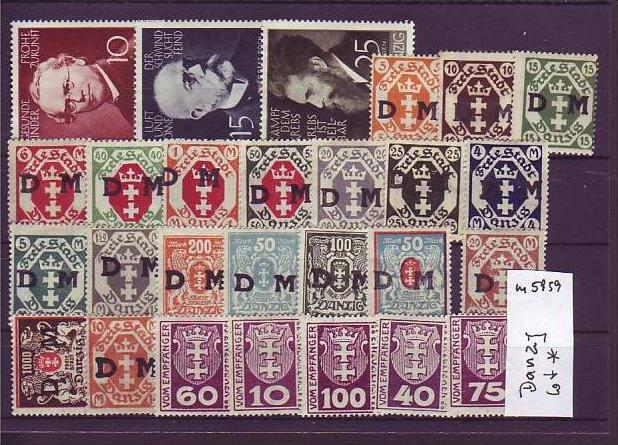 Chemnitzer Lot -Danzig   (m5959 ) siehe scan