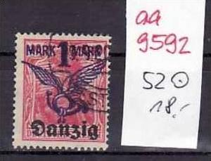 Danzig Nr. 52  o ( aa9592 ) siehe scan