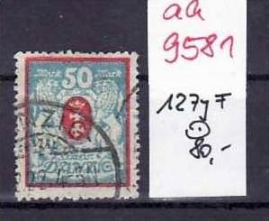 Danzig Nr.127y F   o ( aa9581 ) siehe scan