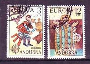 Cept-- Andorra 96-7  o (aa9039  ) siehe scan
