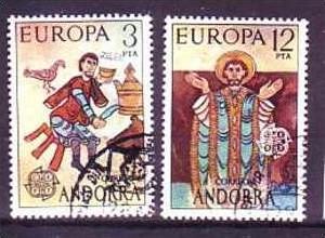 Cept-- Andorra 96-7  o (aa9038  ) siehe scan