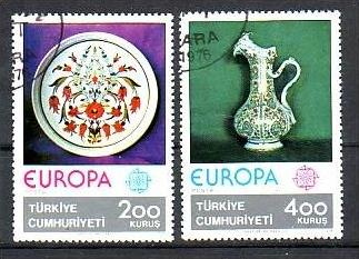Cept-- türkei  2385-6   o (aa9030  ) siehe scan