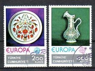 Cept-- türkei  2385-6   o (aa9029  ) siehe scan