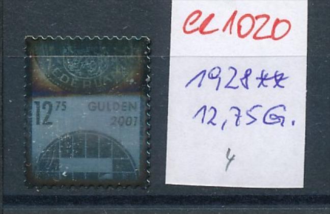 NL.-Nr. 1928  Silber  12,75 Gulden  **  (ee1020  ) siehe Bild