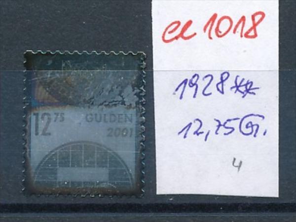 NL.-Nr. 1928  Silber  12,75 Gulden  **  (ee1018  ) siehe Bild