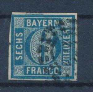 Bayern Nr. 10a  o(s739) siehe Bild