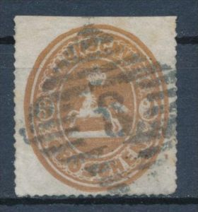 Braunschweig   Nr. 20  o   (s5003) siehe bild