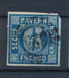Bayern Nr. 10   o  (s5254) siehe Bild