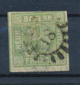 Bayern Nr. 5   o  (s5256) siehe Bild