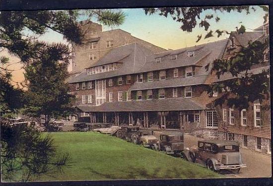 PK -USA Pocono Manor  1931 (z2165) siehe Bild
