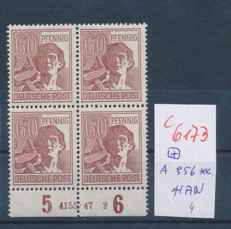 Zonen  Nr. 956  HAN   ** (c  6173 ) -siehe Bild