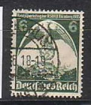 D-Reich  Nr. 586 x II   o   ( f976) siehe scan
