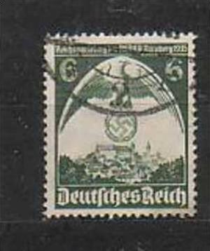 D-Reich Nr. 586 XII  o   ( s1792)