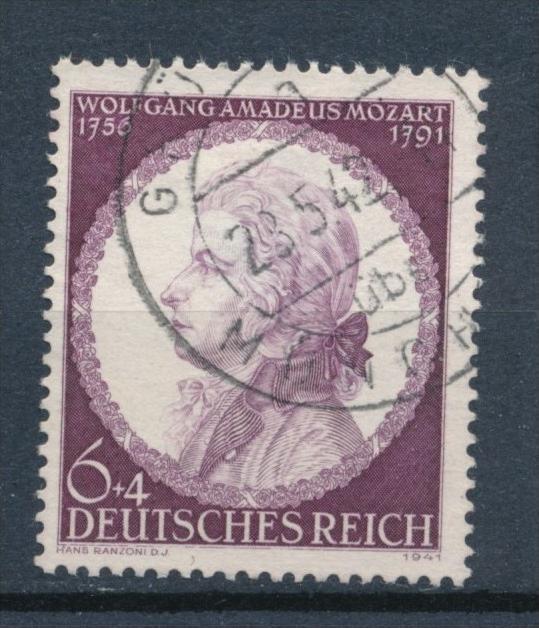 D-Reich  Nr.  810 II   o    ( s2979 )