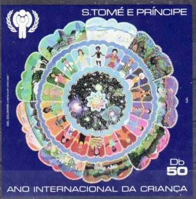 S.Tome e Principe Block 34    ** (m2300 )siehe Bild