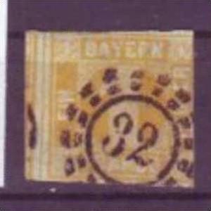 Bayern    Nr. 8  o  (y3738  )