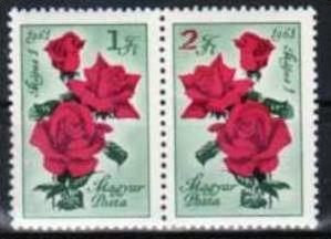 Blumen Ungarn  1755-6 ** ( m1724 ) siehe Bild