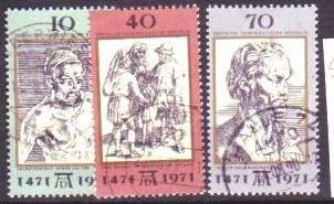 DDR Nr. 1672-4  o  (s8758 ) siehe scan