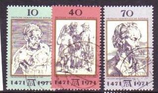 DDR Nr. 1672-4  o  (s8759 ) siehe scan