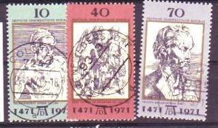DDR Nr. 1672-4  o  (s8761 ) siehe scan