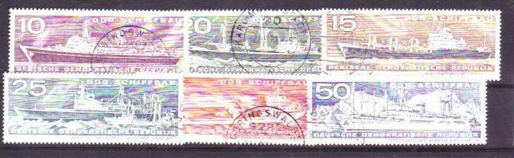 DDR Nr. 1693-8 o  (s8764 ) siehe scan