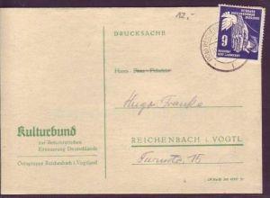DDR  Drucksache EF. 6 Pf Frieden   (z6256 ) siehe scan