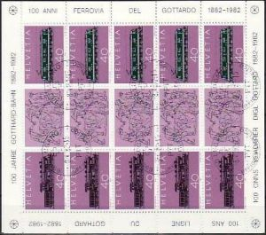 Schweiz Block 1214-5  o   (m3119 ) siehe scan
