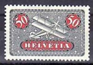 Schweiz- Luftpost  Nr. 184   *  ( bb8512 ) siehe scan