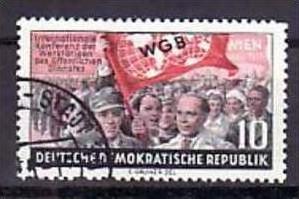 DDR Nr. 452   o/used (d6691 ) siehe scan