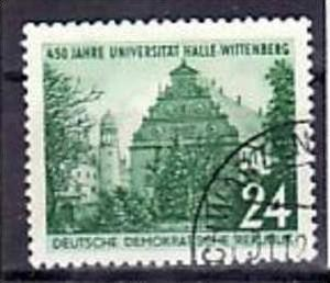 DDR Nr. 318   o/used (d6704 ) siehe scan