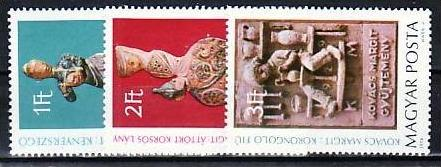 Ungarn Nr. 3323-5  **  (aa140 ) siehe scan-