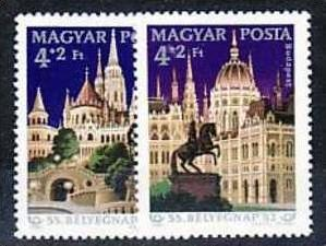 Ungarn Nr. 3571-2  **  (aa168 ) siehe scan-