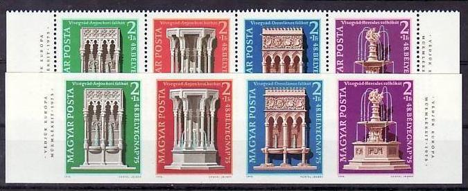 Ungarn Nr. 3060-63   A+B **  (aa869 ) siehe scan