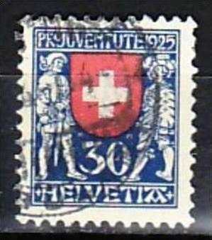 Schweiz  Nr. 217    o  (aa2420 ) siehe Bild