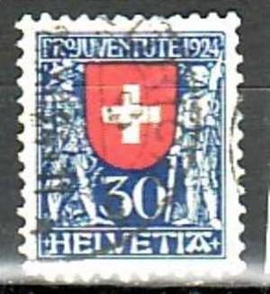 Schweiz  Nr. 217    o  (aa2421 ) siehe Bild