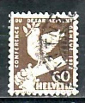 Schweiz Nr. 254 o  (aa2500 ) siehe Bild