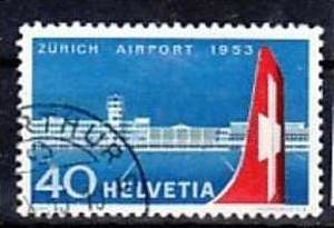 Schweiz Nr. 585   o  (aa2532  ) siehe Bild
