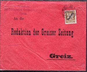 D-Reich Drucksache  EF Dienst   (dc6091  ) siehe Bild
