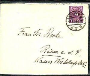 D-Reich Brief  EF  (dc6099  ) siehe Bild