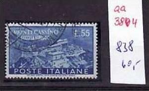 Italien Nr. 838  o  (aa3804  ) siehe scan