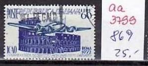 Italien Nr. 869  o  (aa3799  ) siehe scan