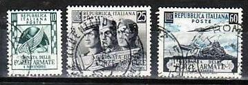 Italien Nr. 871-3 o  (aa3801  ) siehe scan