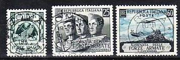 Italien Nr. 871-3 o  (aa3789  ) siehe scan
