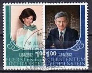 Liechtenstein Nr.797-98   o/fine used (aa4134 ) weit unter ABO Preis 0
