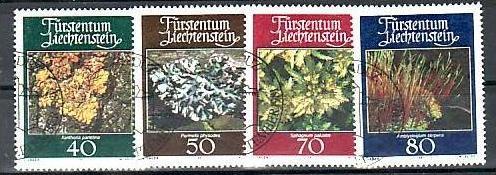 Liechtenstein Nr.776-9  o/fine used (aa4152 ) weit unter ABO Preis